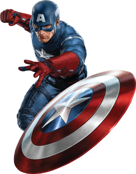 Captain America PNG by Celebirtyedition - Captain America PNG