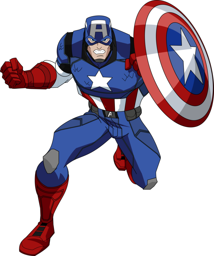 Captain America PNG Image - Captain America PNG
