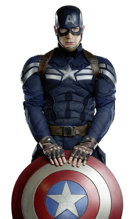 Captain America PNG Transparent Image - Captain America PNG