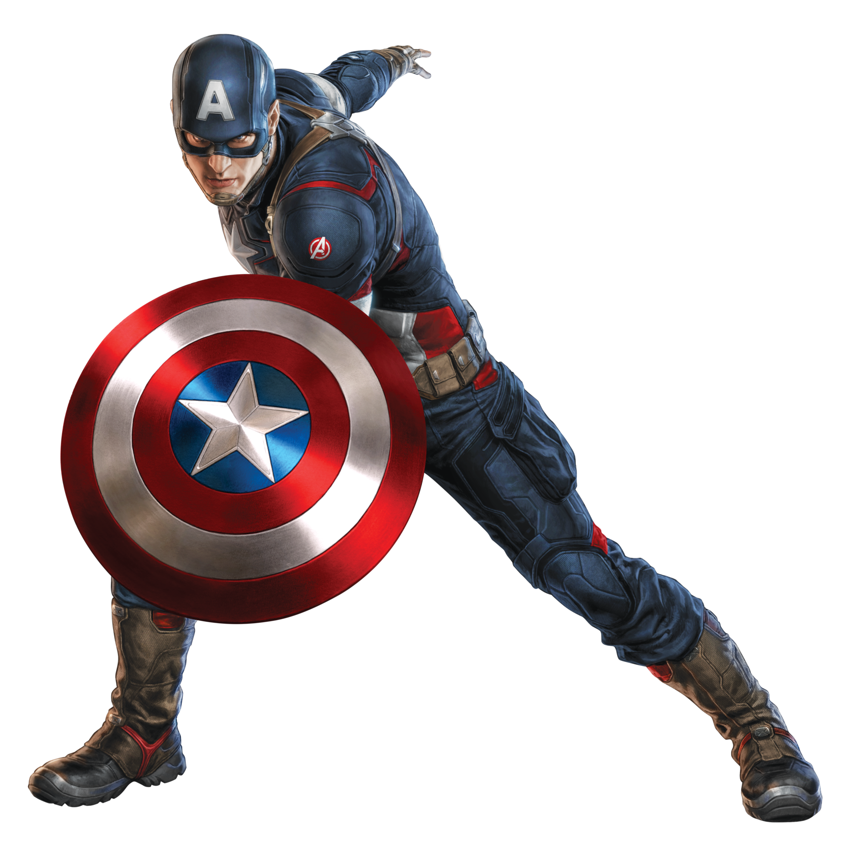 Captain America Picture PNG Image - Captian America HD PNG