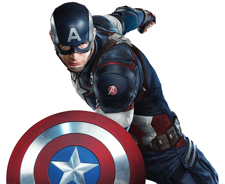 Captain America Transparent PNG Image - Captian America HD PNG