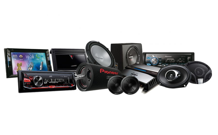 Car Audio PNG-PlusPNG.com-900 - Car Audio PNG