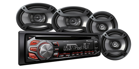 Buy and Sell Car Audio and Stereo Equipment in Chicago - Car Audio PNG