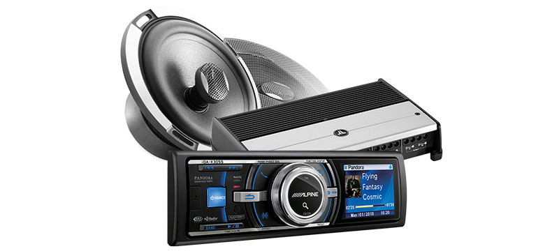 Car Audio PNG