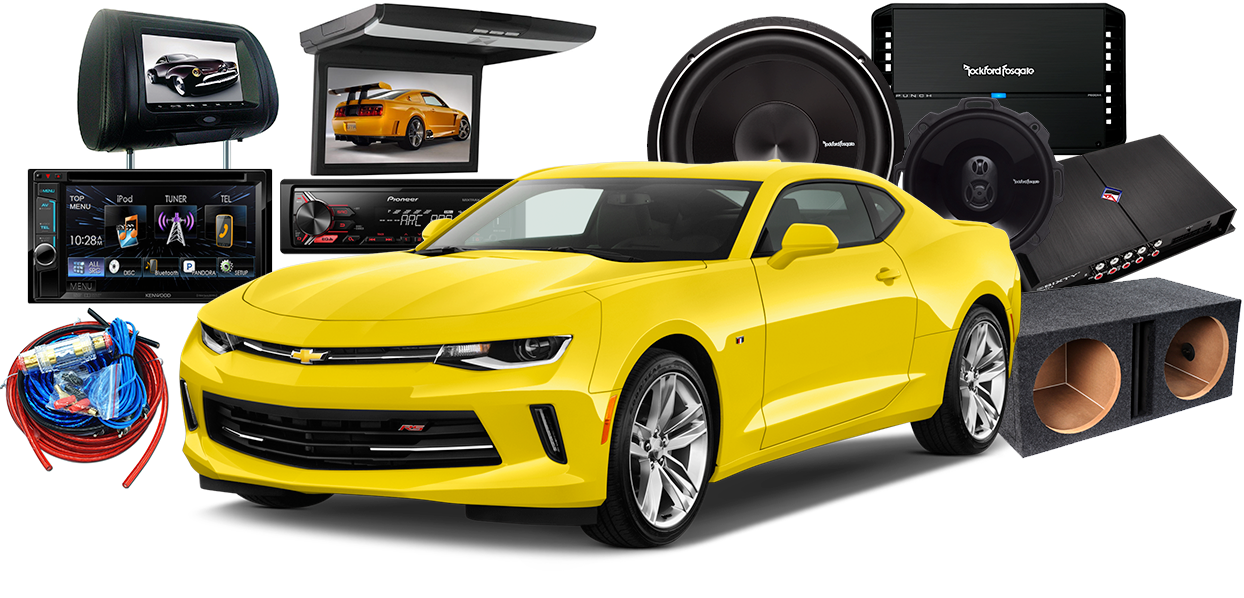car-audio-fresno-big - Car Audio PNG
