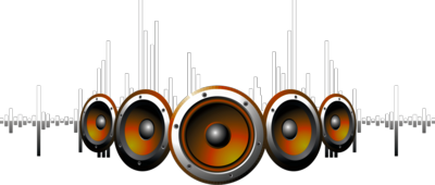 Car Audio. Speakers Soundwaves psd93103 - Car Audio PNG