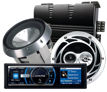 HOME - Car Audio PNG