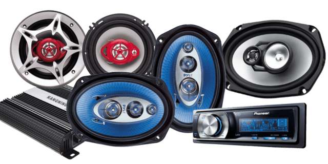 Pawn Your Car Speakers at Alpha Pawn - Car Audio PNG