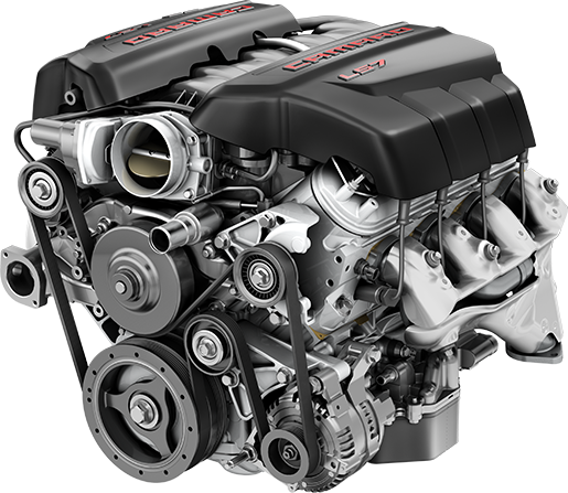 Car Engine PNG HD