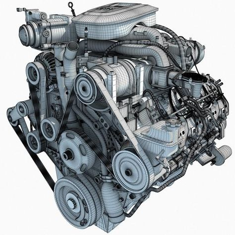 Car Engine PNG HD - 122193