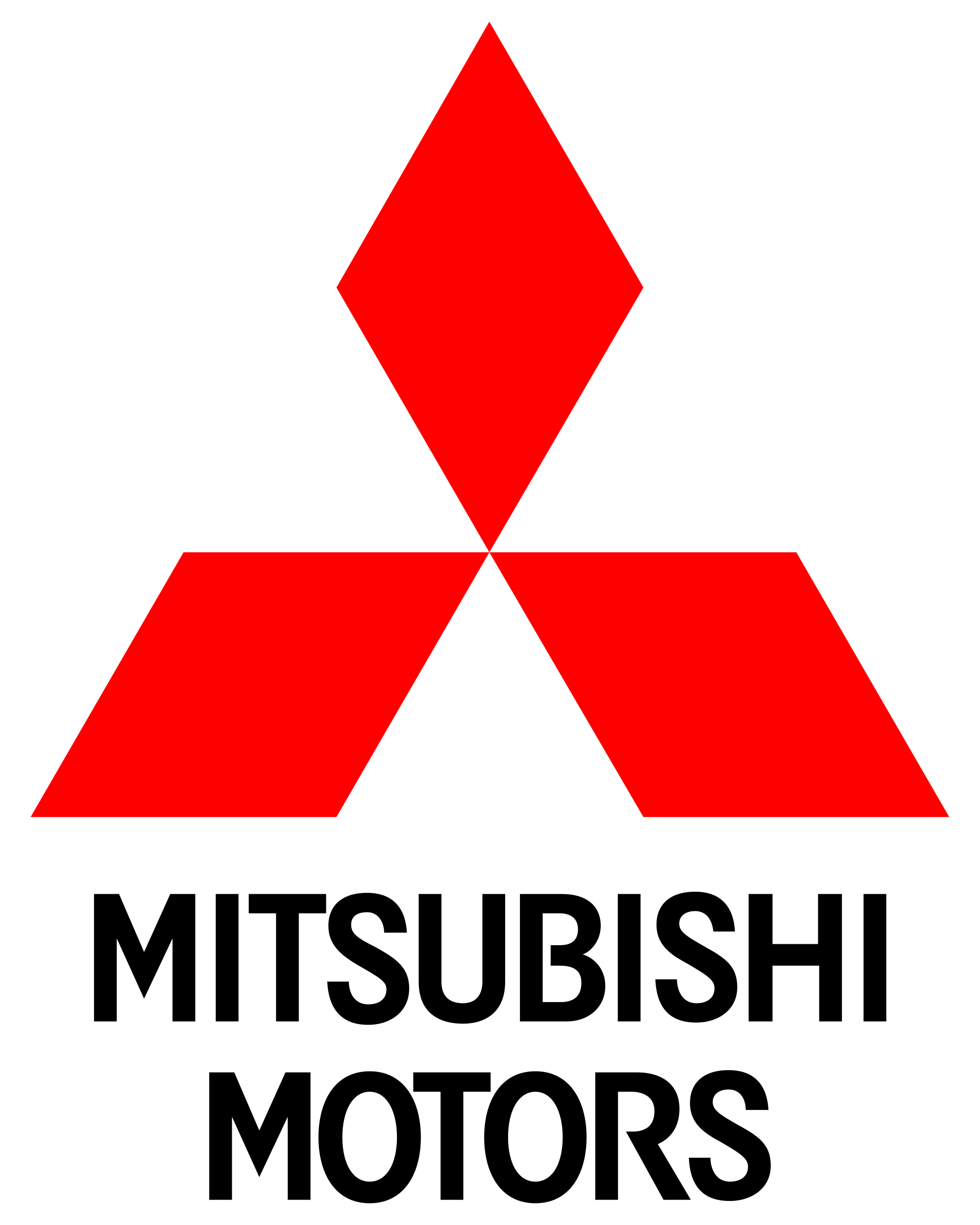 Car Logo Mitsubishi - Car Logo PNG