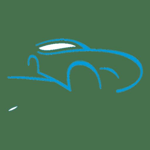 Speed car logo Transparent PNG - Car Logo PNG
