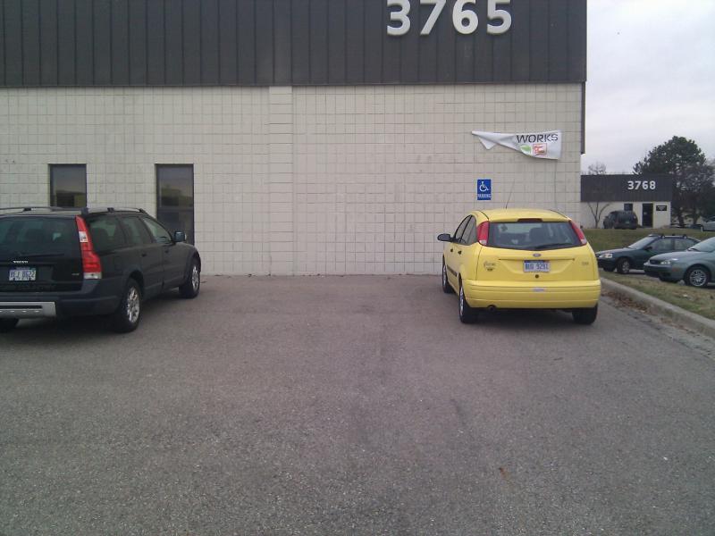 Download the car image - Car Parking Lot PNG