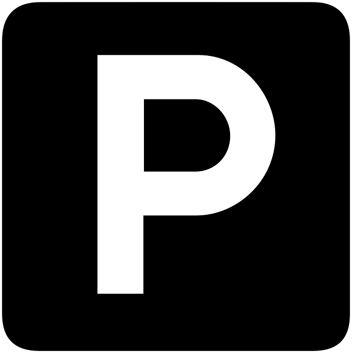 Parking, Lot, Information, Ca