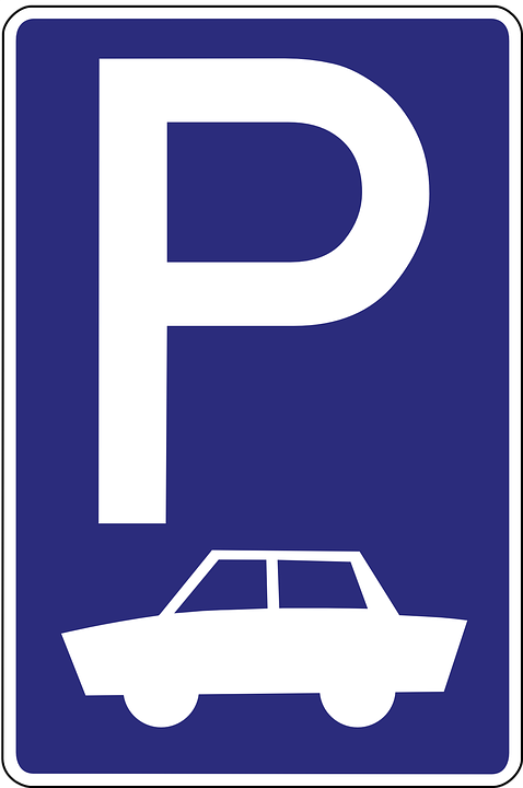 Parking Lot, Parking Space, R