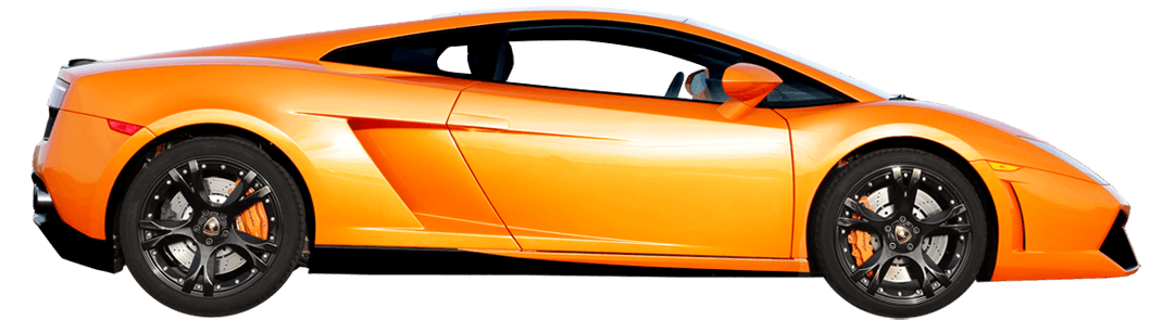 Lamborghini car PNG image