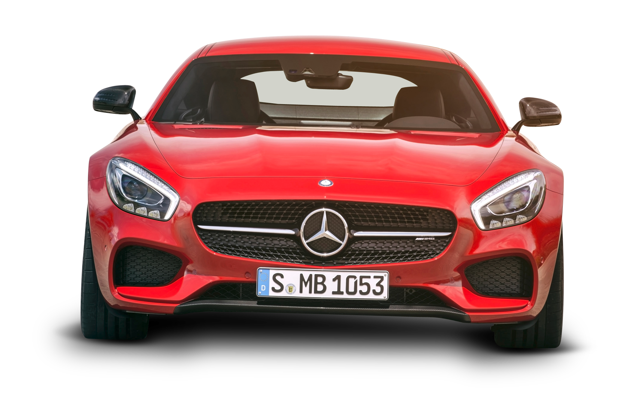 Mercedes Car Front Png image