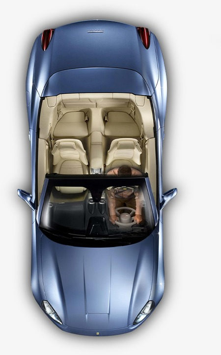 Top View, Car, Car, Luxury Car Free PNG Image - Car PNG Top View Png