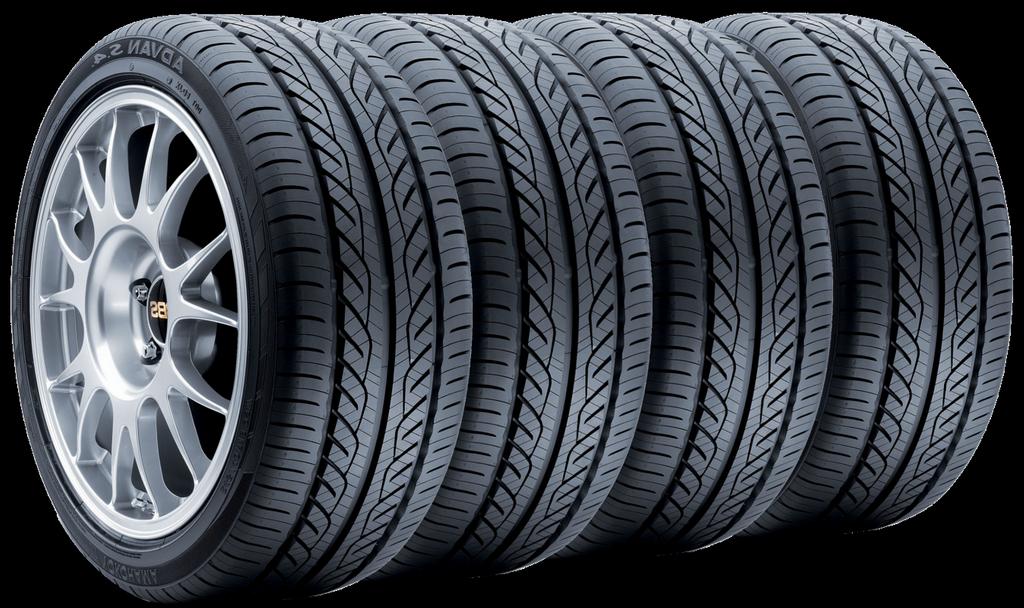 Car Tyre HD PNG - 89608