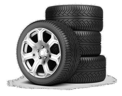 Car Tyre HD PNG - 89600