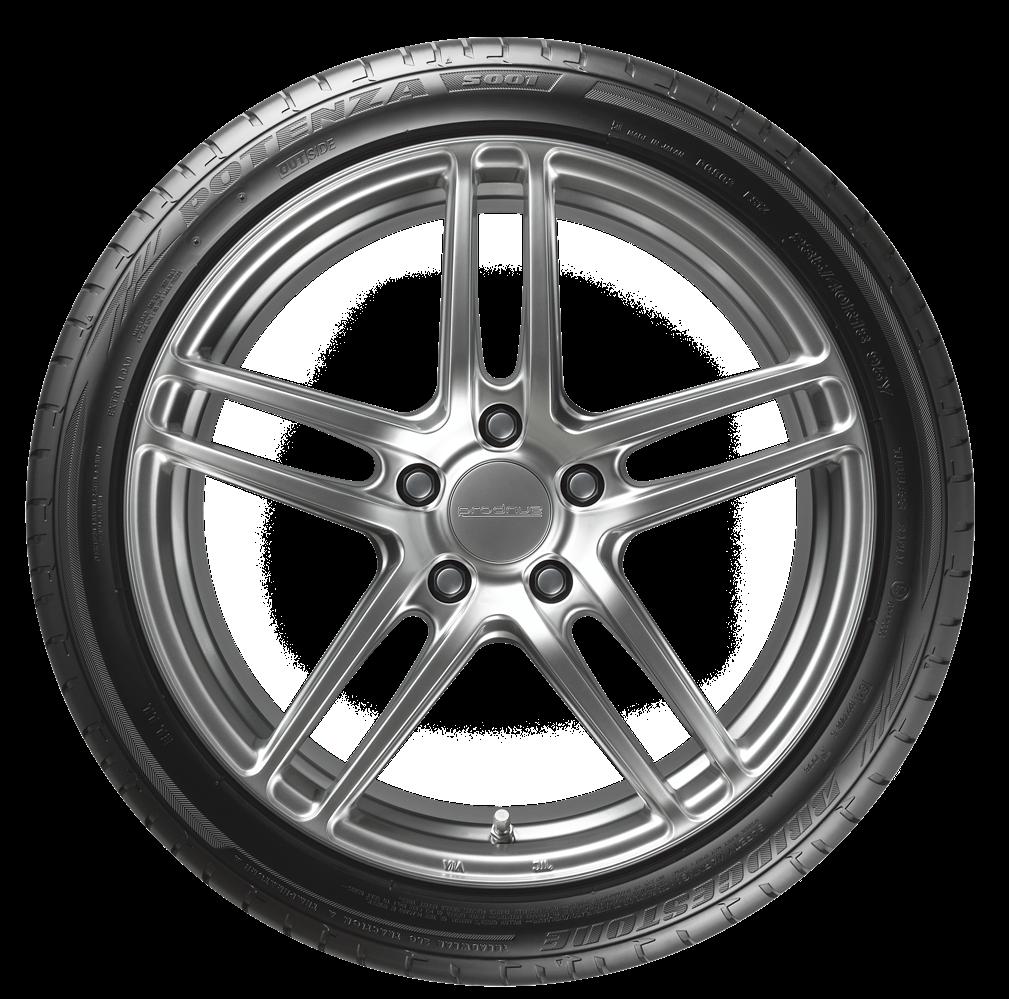 Car Tyre HD PNG - 89598