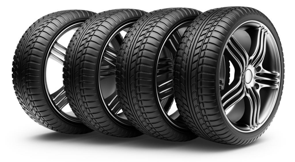 Car Tyre HD PNG - 89601
