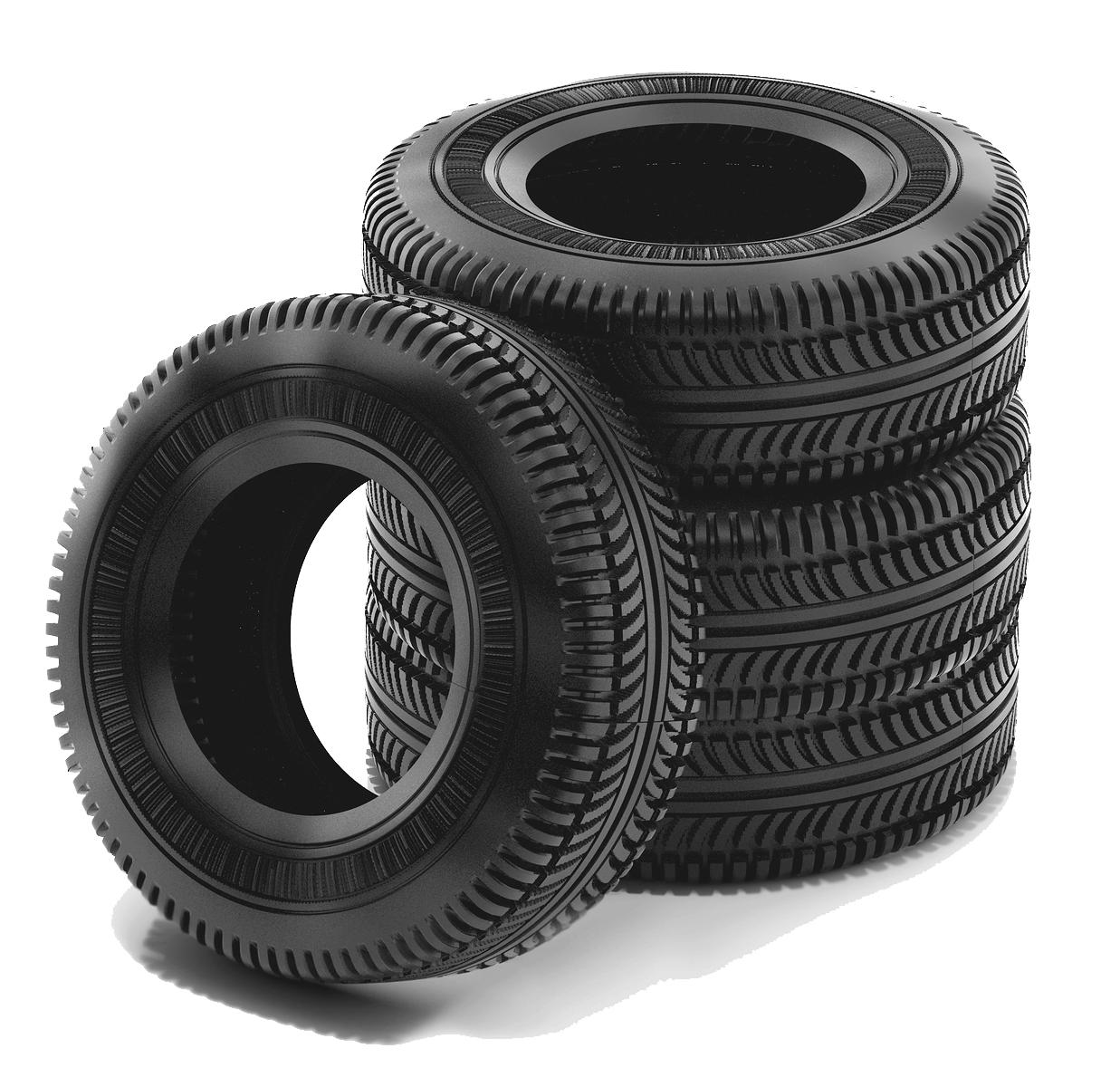 Car Tyre HD PNG - 89604