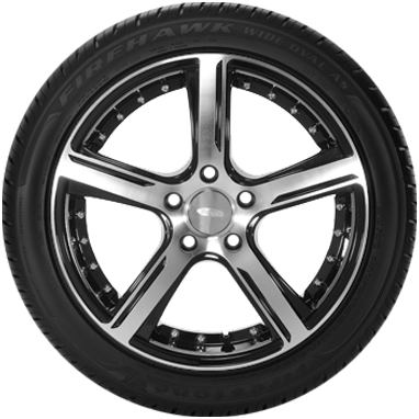 Firestone Firehawk Tires For Performance Driving image #450 - Car Wheel PNG