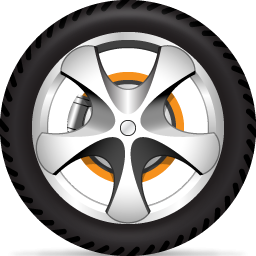 Format: PNG - Car Wheel PNG