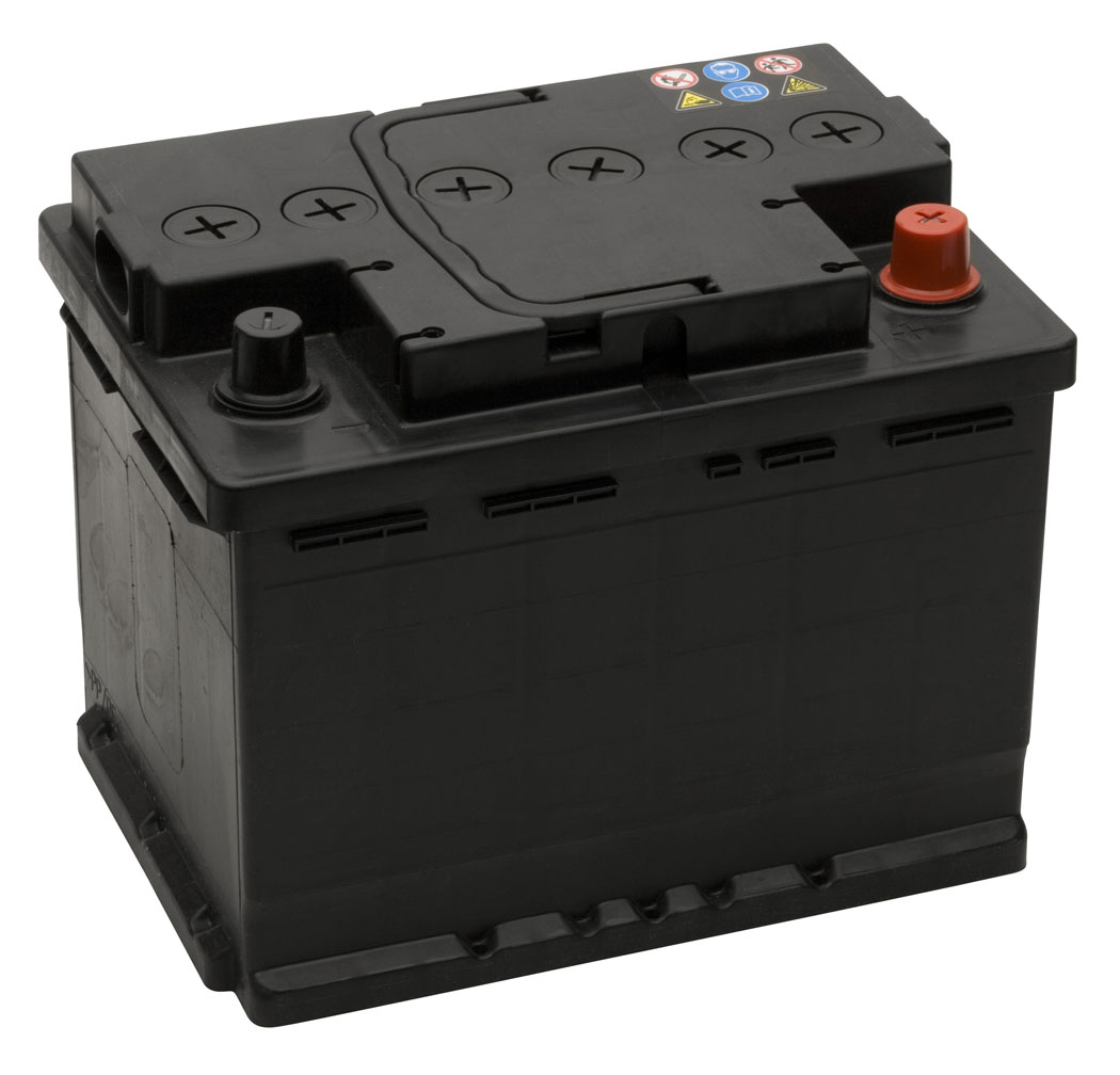 Car-Battery - Carbattery HD PNG