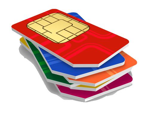 Similar Sim Card PNG Image - Cards HD PNG