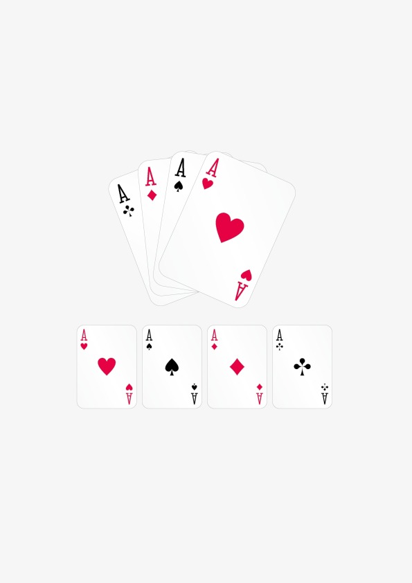 Vector playing cards, Hd, Vector, Entertainment Free PNG and Vector - Cards HD PNG