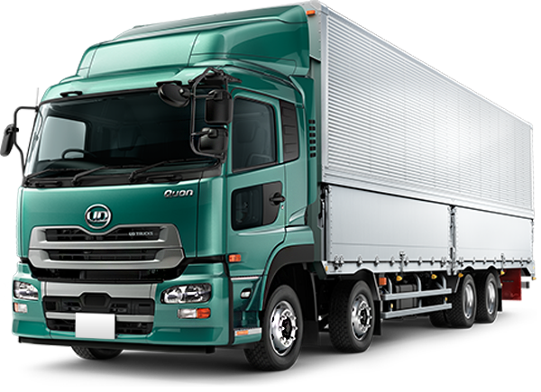 Cargo Container Trucks PNG