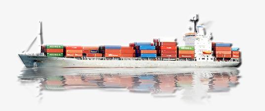 Cargo Ship PNG HD - 121638