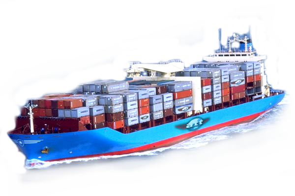 container_ship - Cargo Ship PNG HD