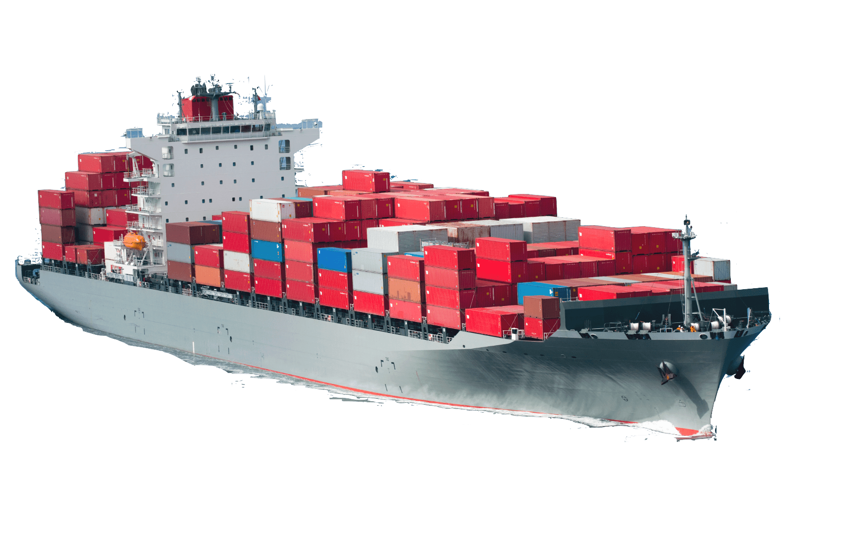 Picture-of-Cargo-Ship - Cargo Ship PNG HD