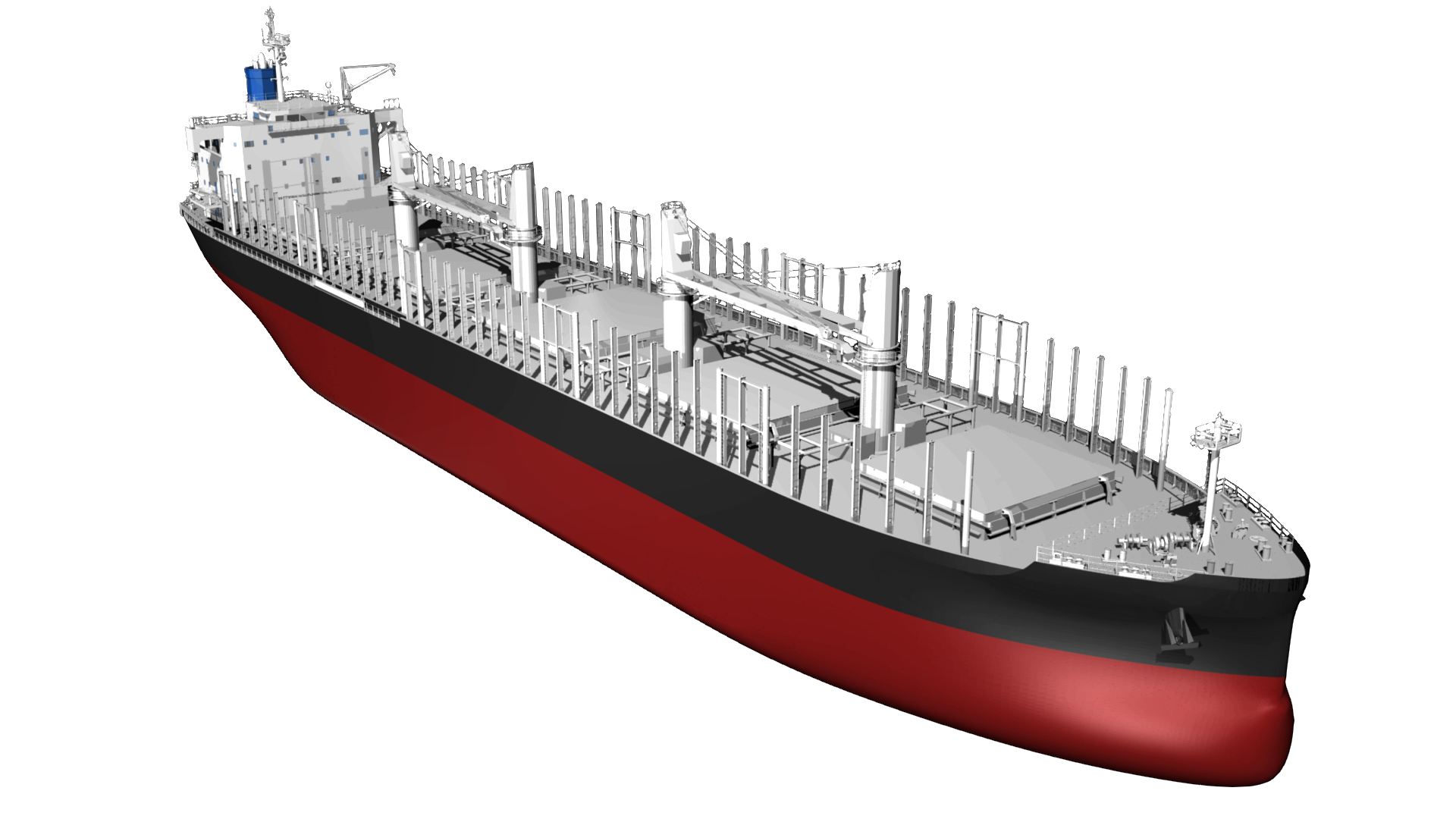 Tsuneishi Pens First Order For New Bulker Type - Cargo Ship PNG HD
