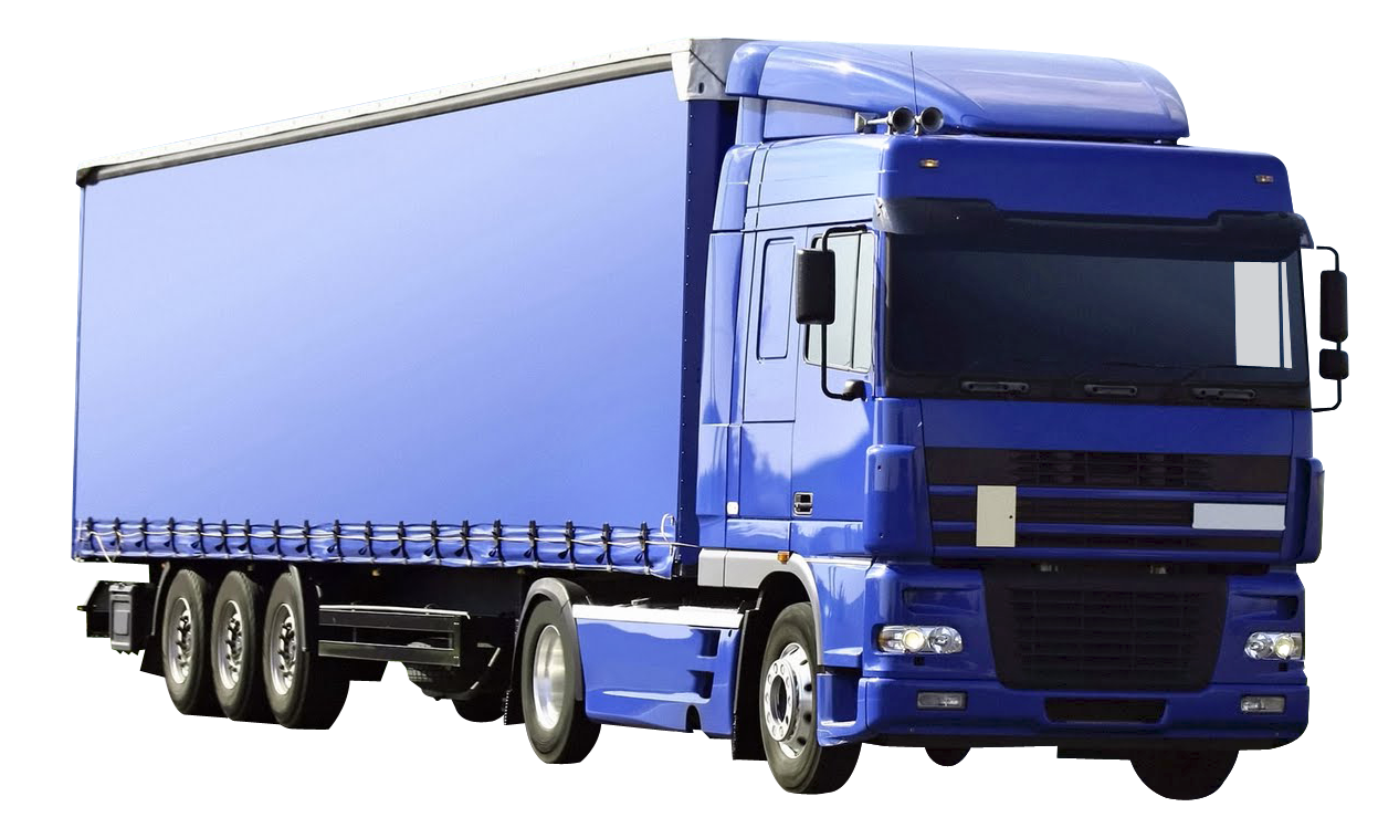 Cargo Truck PNG - 8207