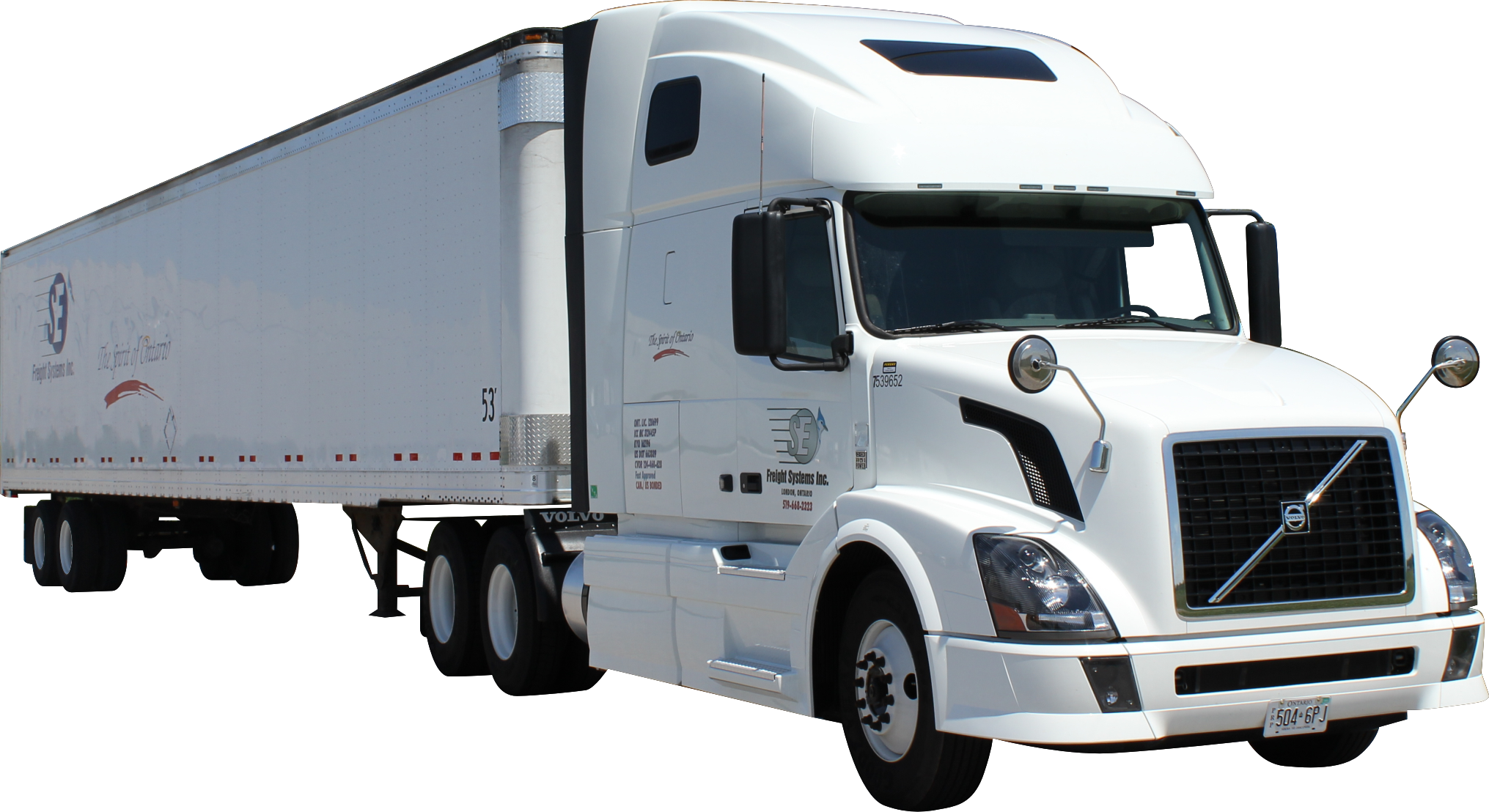 Cargo Truck PNG - 8203