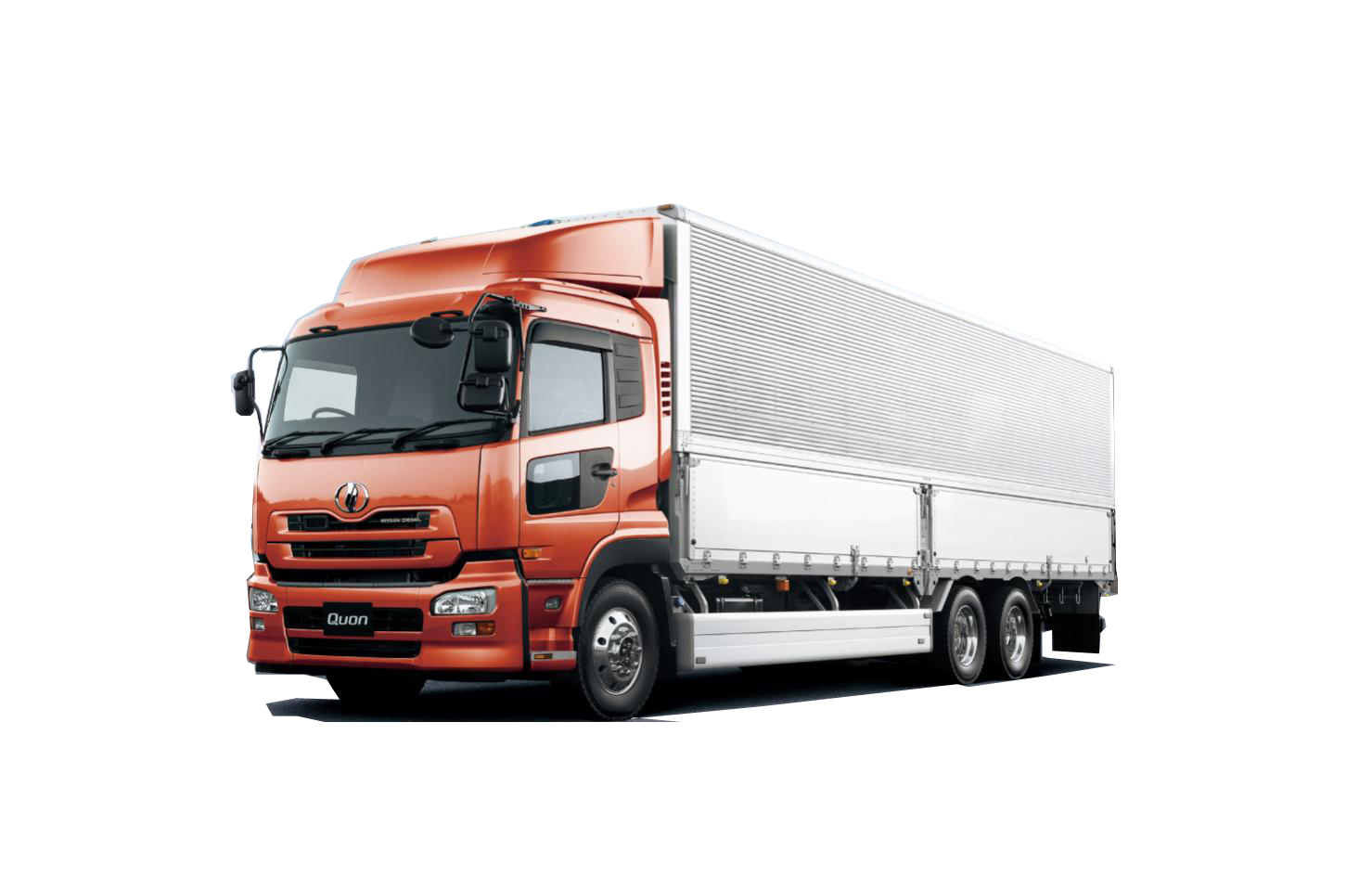 Cargo Truck PNG - 8211
