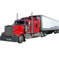 Cargo Truck PNG - 8210