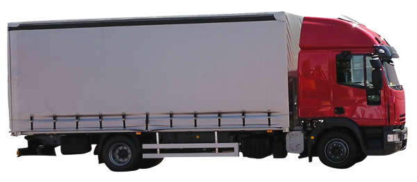 Cargo Truck PNG - 8205