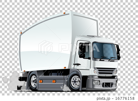 Cargo Truck PNG - 8218