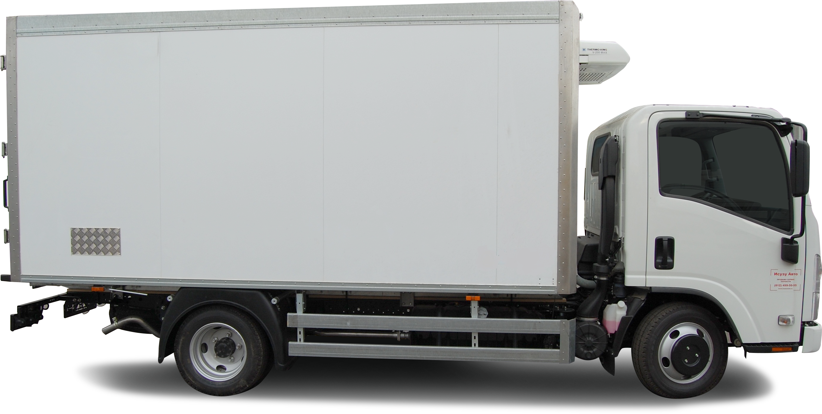 Cargo Truck PNG - 8217