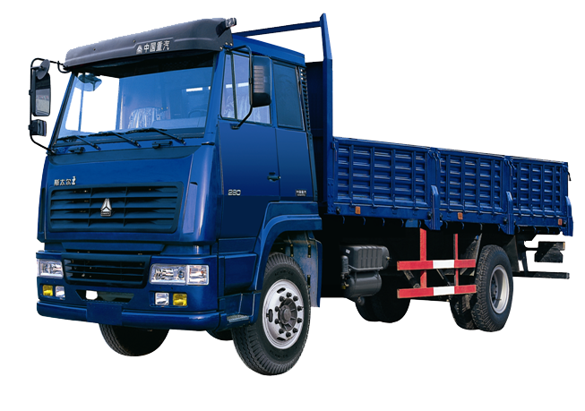 Cargo Truck PNG - 8223