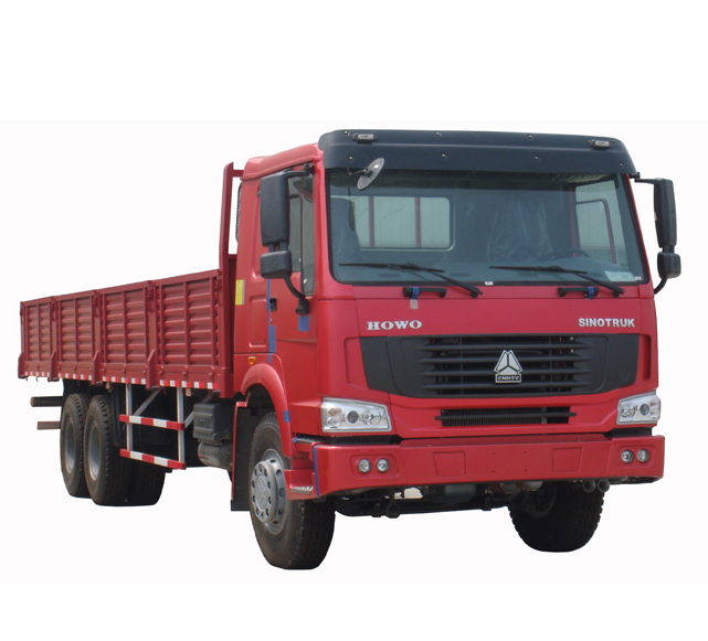Cargo Truck PNG - 8221