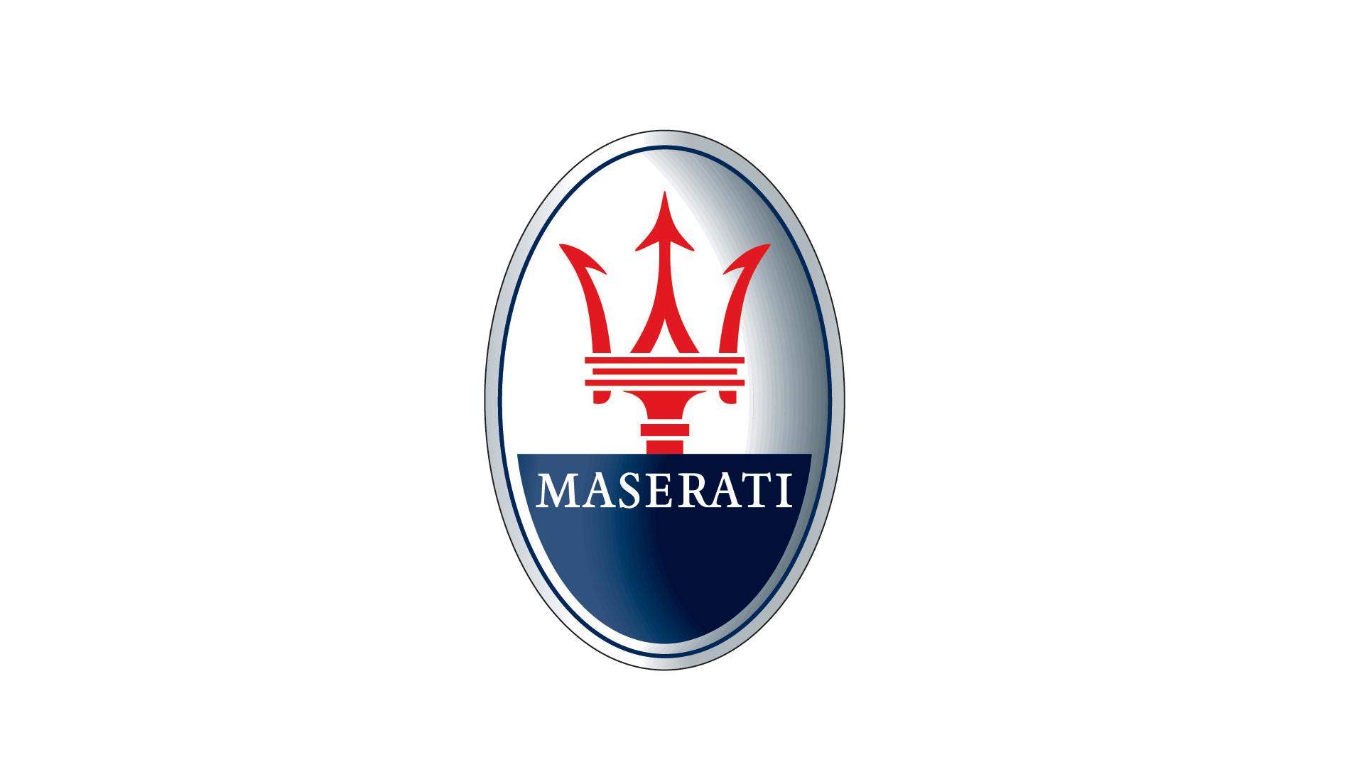 Maserati Symbol 1920x1080 (HD 1080p Png) - Carlogo HD PNG