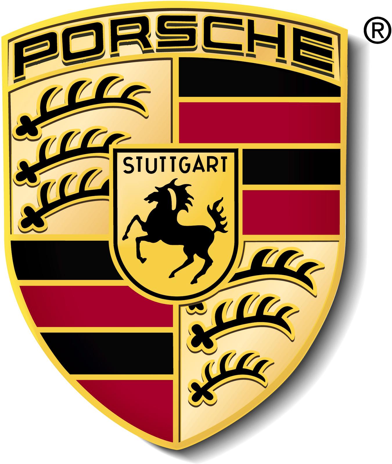 Porsche Car Logos - Carlogo HD PNG
