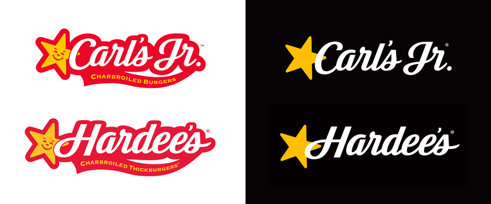 New Logo And Identity For Carlu0027s Jr. And Hardeeu0027s By 72andSunny - Carls Jr Logo PNG