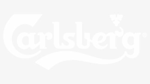Carlsberg Logo White, Hd Png